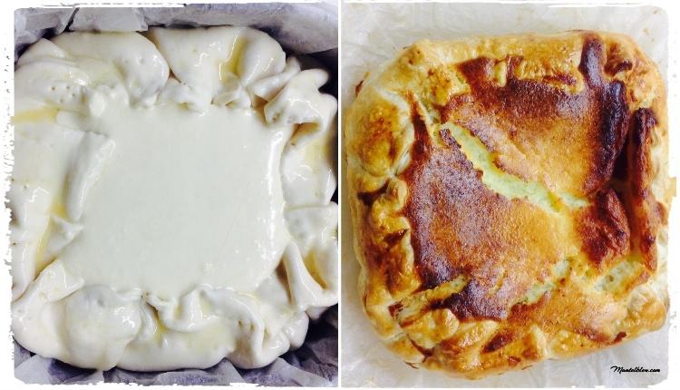 Tarta de queso cremoso Elaboración_Fotor
