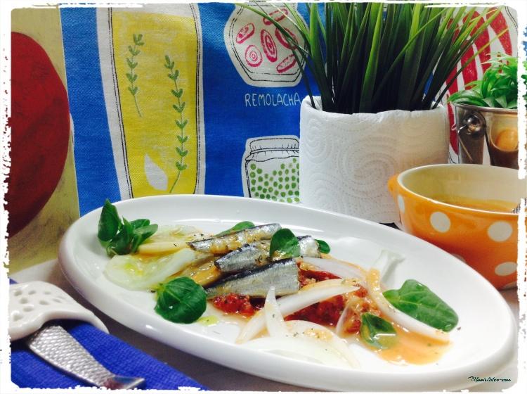 Ensalada de sardinas 3